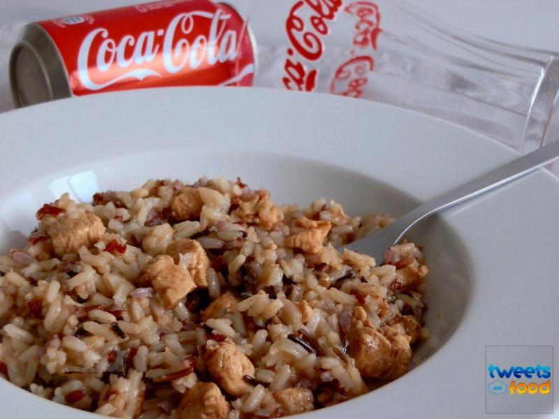 Arroz y Pollo a la Coca-Cola