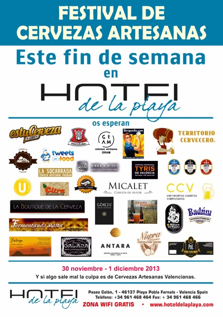 Hotel de la Playa de Puebla de Farnals