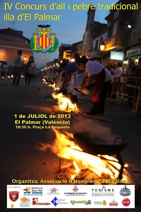 IV Concurs d'all I Pebre Tradicional Illa de El Palmar