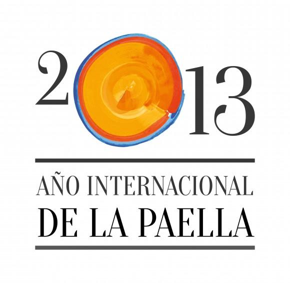 Logo Año Internacional de la Paella