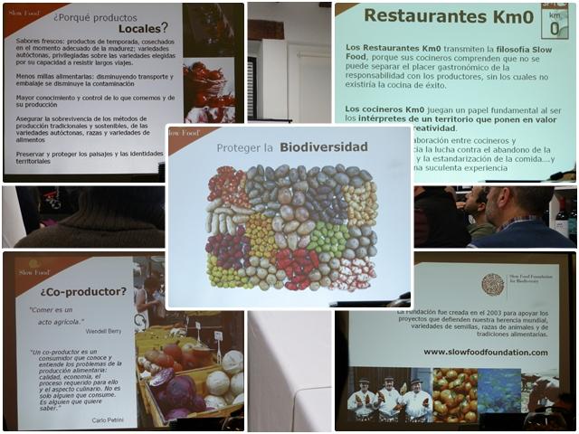 Biodiversidad y Restaurantes Km0